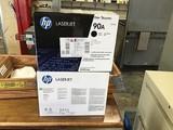 Two hp Laserjet print cartridges