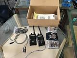Three Nikon digital cameras two vertex radio parts