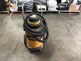 Wet/dry industrial shop vacuum