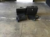 Three laptop cases