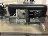 Hp 5.1 megapixel digital camera, Nikon coolpix digital camera