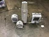 4 heaters
