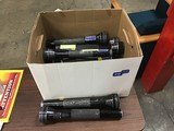 Box of flashlights
