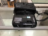 Epson projector with bag