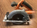Ridged blade saw /no battery