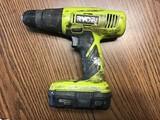 Ryobi drill no charger
