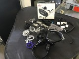 Misc electronics and accessories  with VR reality headset