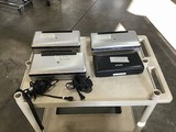 Three hp officejet mobile printers with epson mobile printer