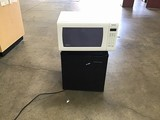 Black&decker mini fridge with Panasonic microwave