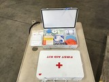 Two medical first aid kits