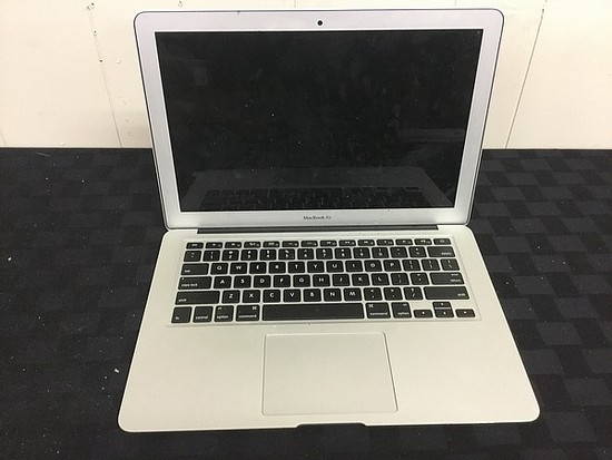 MacBook Air A1466 possibly locked no charger