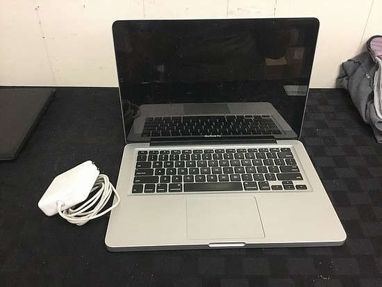 MacBook Pro POSSIBLY LOCKED Hard drive possibly remove, some scratches, no charger