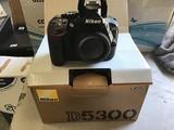 Nikon D5300 black camera (parts)