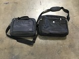 Two dell laptop bags