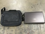 Laptop case with ASUS laptop