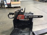 18 inch 40 mL craftsman chainsaw