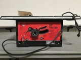 "One master mechanic 10"" table saw"