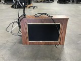 Sound lectern  with built-in speakers