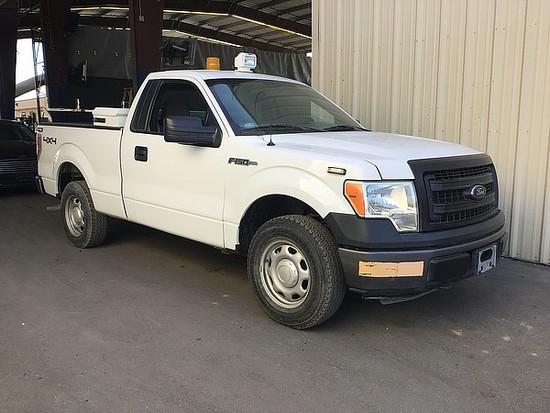 Public Auction-5/18 Vehicles & Light duty Trucks