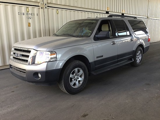 2007 FORD EXPEDITION XLT EL
