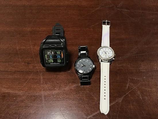 Girls watch, wrist watch, aqua lung watch