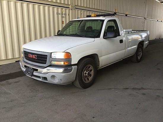 2005 GMC SXIERRA 1500