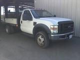 2008 FORD F550 XL