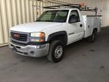 2003 GMC SIERRA 2500 HD