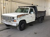 1985 FORD F350