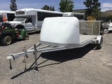 1999  MOTORCYCLE TRAILER
