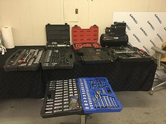 Tools, air compressor