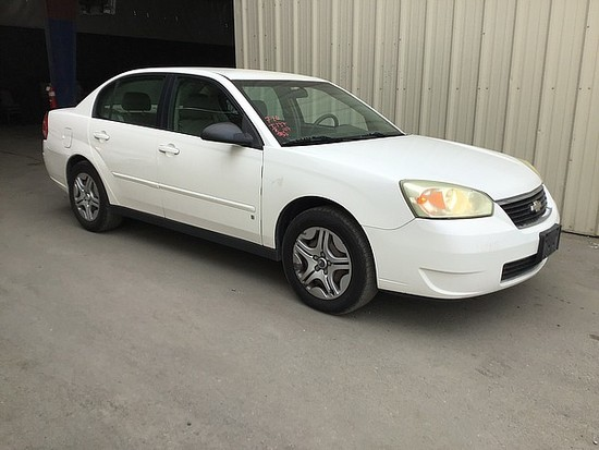 2007 CHEVROLET MALIBU LS VE