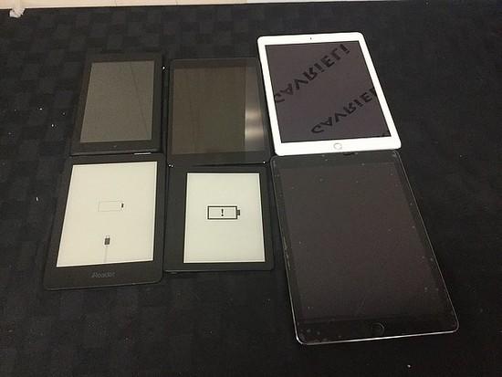 Tablets amazon, ipad, Possibly locked