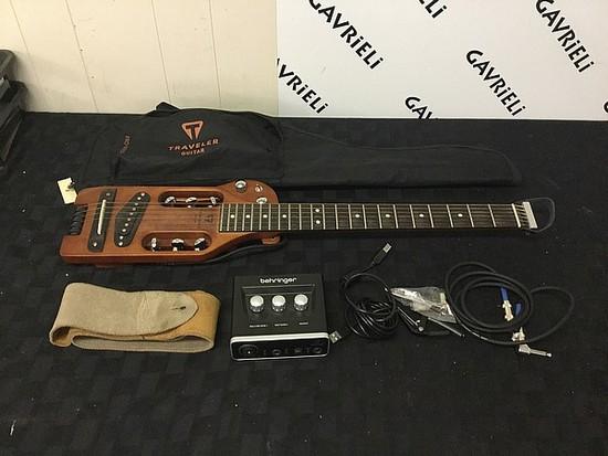 Traveler guitar pro series 223122