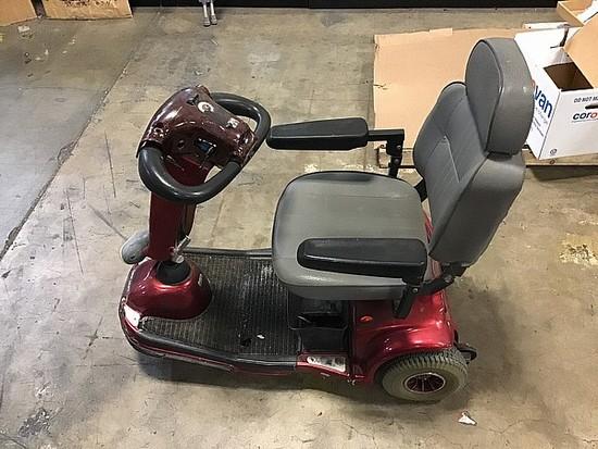Handicap scooter