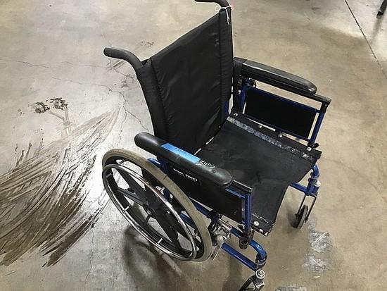Invacare 9000xt wheelchair