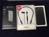 Beats X wireless Bluetooth headphones, power bank iPhone locked unknown activation status