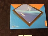 Lenovo tab 4 10 open box possibly locked Tablet