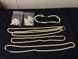 Necklaces, beads Jewelry