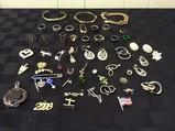 Charms, earrings, bracelets, rings Jewelry