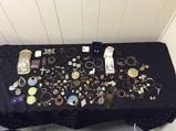 Earrings, cuff links, pendants, charms Jewelry
