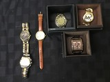 6 watches Jewelry
