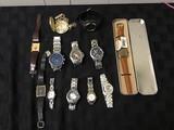 11 watches, pocket watch Jewelry