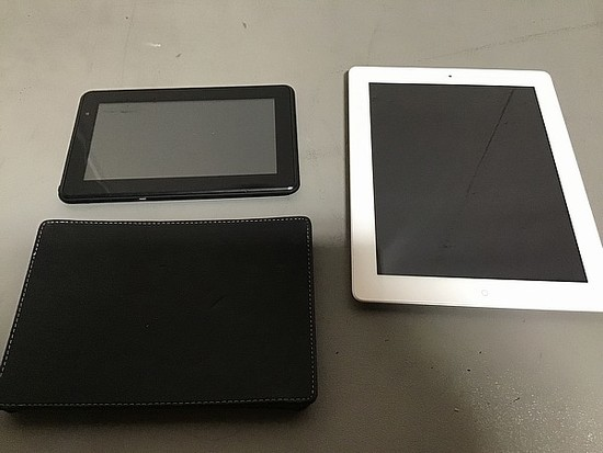 iPad , Polaroid tablet
