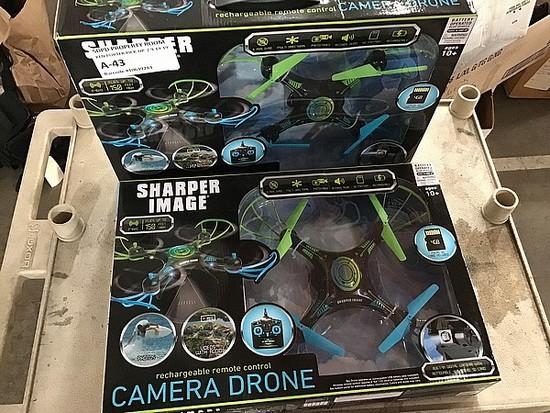 Sharper image drones