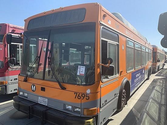 2001 NABI 40LFW-18