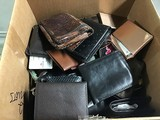 Box of wallets