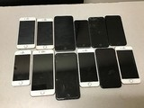 12 iPhones A1533 A1549 A1633 A1634 A1662 A1778 A1688 POSSIBLY LOCKED, SOME DAMAGE, UNKNOWN ACTIVATIO