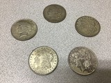 Coin collection Currency