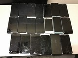 20 Cellphones, LG, Motorola possibly locked, some damage, Unknown activation status